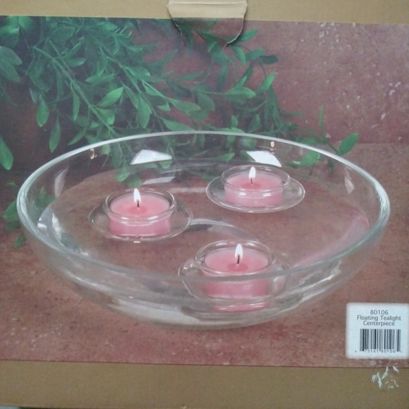 Gold Canyon Other - Gold Canyon candle floating tealight centerpiece